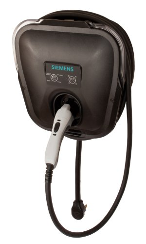 Siemens VC30BLKB 30-Amp Bottom Fed VersiCharge Electric Vehicle Charger