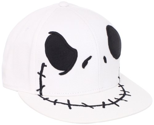 The Nightmare Before Christmas Smiling Jack Fitted Cappello da Baseball