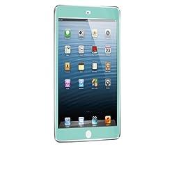Case-Mate CM023054 Zero Bubble Screen Protectors for iPad Mini (Pool Blue)