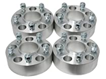 """4pc Dual Drilled 5x4.50 5x4.75 to 5x4.75 Wheel Spacer Adapters 1.25/"""" thick"""