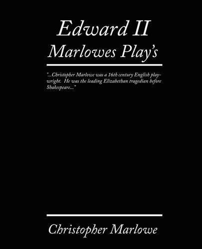 Edward II. Marlowe's Plays (Marlowe Edward Ii compare prices)