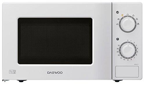 Daewoo Four à micro-ondes Manuel blanc