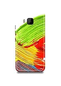 Colors HTC M9 Case