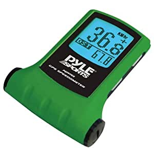 Pyle PGPFPD5 GPS Speedometer Navigator Device Cycle Gear, V?lo