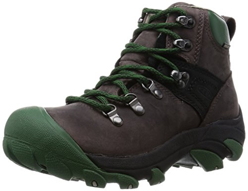 [キーン] KEEN WOMEN PYRENEES 1011184 Black/Evergreen (Black/Evergreen/7)