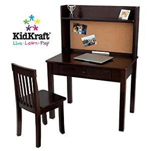 KidKraft Pinboard Desk and Chair Set by Kidkraft
