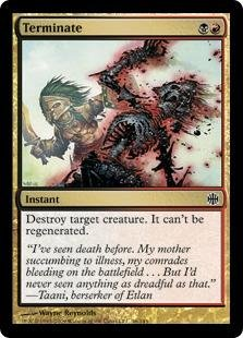 Magic: the Gathering - Terminate - Alara Reborn - Foil