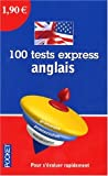 echange, troc Jean-Pierre Berman, Michel Marcheteau, Michel Savio - 100 Tests express anglais