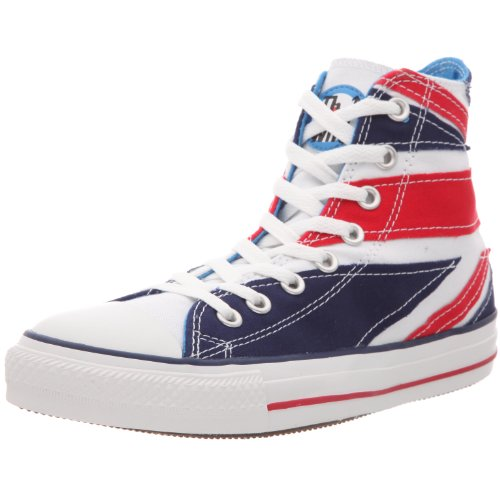 Converse Chuck Taylor AS Speciality White/Red/Blue 108833 7 UK