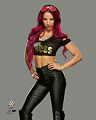 Sasha Banks – WWE 8×10 Photo (2015 po…