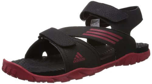 Adidas Adidas Men's Echo Sandals And Floaters (Brown)