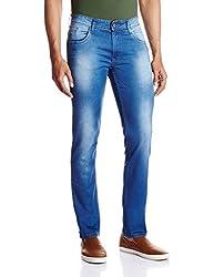 IZOD Men's Eric Skinny Fit Jeans (8907163468536_ZKJN0022_36W x 34L_Indigo)