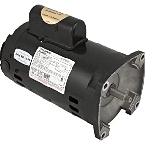 Pentair a100ehl 1 hp motor replacement sta for Pentair pool pump motor