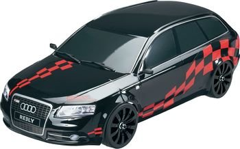 Reely 01:10 electric street model car Audi RS6 4WD EB-250 TW RtR 2.4 GHz