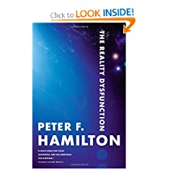 The Reality Dysfunction (The Night's Dawn) by Peter F. Hamilton