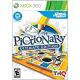 UDRAW PICTIONARY-ULTIMATE EDITION XBX (XBOX 360)