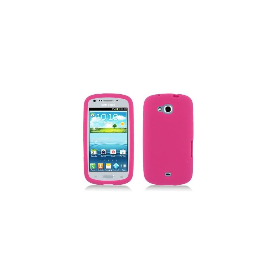 Bundle Accessory for US Cellular Samsung Galaxy Axiom R830 Pink