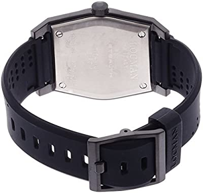 LOCMAN watch stealth classic Quartz Men's 0201 0201BKBKFOR1GOK Men