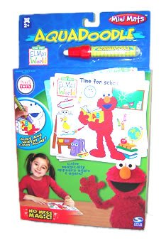 Buy Spin Master Aquadoodle Mini Mats Elmo's World