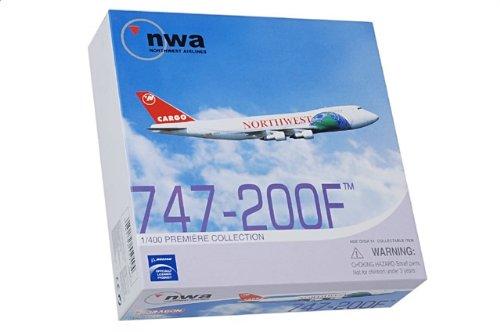 1:400 ドラゴンモデルズ 55949 ボーイング 747-200F ダイキャスト モデル ノースウェスト 航空 N645NW【並行輸入品】