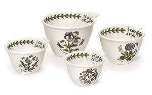 Portmeirion Botanic Garden Measuring Cups, Set of 4