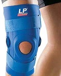 LP Hinged Knee Stabilizer, Medium (Blue)