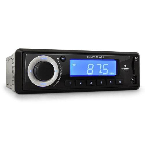 Auna TC3-R83 Digitales Autoradio (SD-MP3, USB)