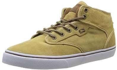 Globe Motley Mid, Chaussures de skateboard homme - Marron (16018), 40 EU (7.5 US)