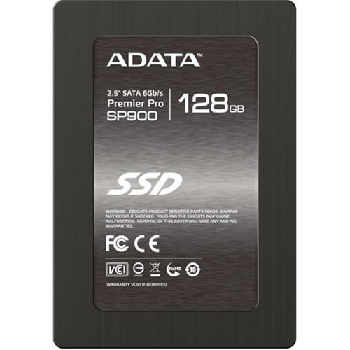 A-DATE Premier Proシリーズ SP900 SSD 128GB 2.5インチ SATA 6Gbps 14671 ASP900S3-128GM-C