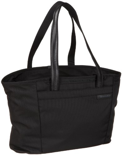 41jSMqsQVJL Briggs & Riley Big Shopping Tote,Black,13x17x7.three Testimonials