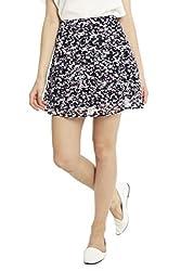Bonhomie Women Skirts [BCQSB25_Navy_Small]