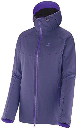 Salomon Womens Snowtrip Premium 3:1 Jacket<br />