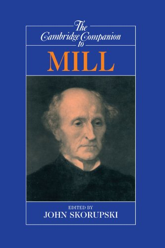The Cambridge Companion to Mill Paperback (Cambridge Companions to Philosophy)