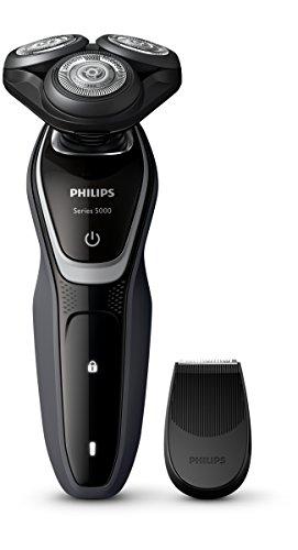 philips-5000-s5110-06-afeitadora-electrica-uso-en-seco-color-negro-importado