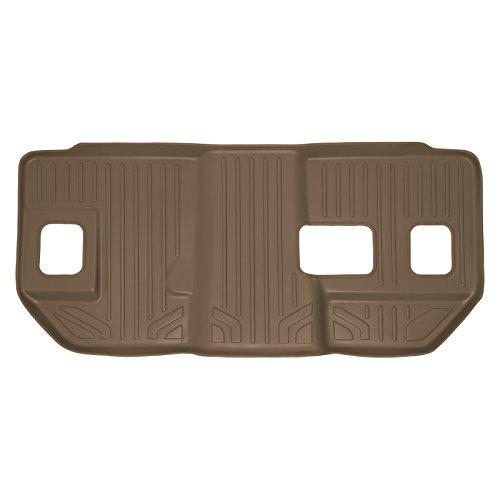 MAXFLOORMAT Floor Mats for Chevrolet Suburban / GMC Yukon XL / Denali XL (2007-2014) Third Row (Tan) (2010 Gmc Yukon Denali Floor Mats compare prices)