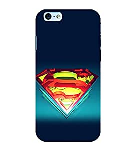 printtech Cool Vector S Logo Back Case Cover for Apple iPhone 6