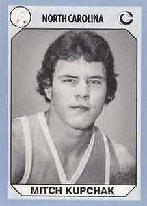 Amazon.com : Mitch Kupchak Basketball Card (North Carolina) 1990