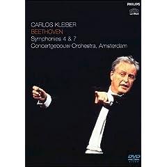 Symphonies 4 & 7 [DVD] [Import]