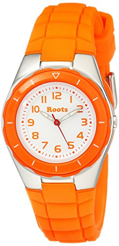 roots-womens-1r-at425or1o-saturna-orange-plastic-watch
