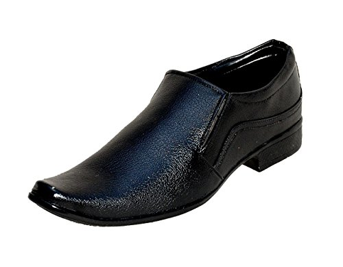 Adam Fit Men's Synthetic Leather Formal Shoes - B00ZGD2W6G