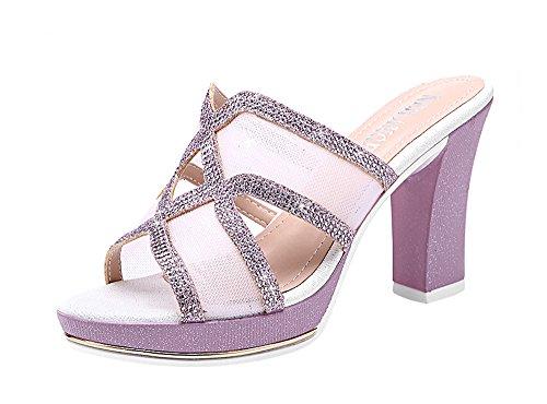 fq-real-womens-cute-cross-open-toe-block-heel-breathable-mesh-rhinestones-sandals-55-ukpink