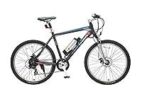 Viking Advance Electric Mountain Bike - Grey, 26-Inch by Viking