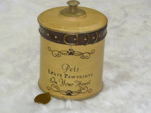 Dog Memorial Urn with Sentiment for Your Loving Pets Ashes