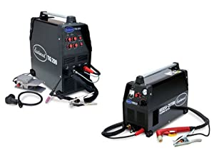 Eastwood TIG200 AC/DC TIG Welder and Versa Cut 60 Plasma Cutter Kit from Eastwood