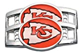 Kansas City Chiefs Tennis Shoe Charm Set at Amazon.com