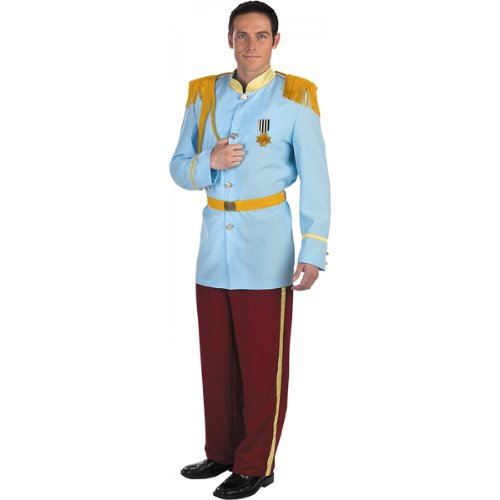 Disney Deluxe Prince Charming - X-Large - Chest Size 38-42