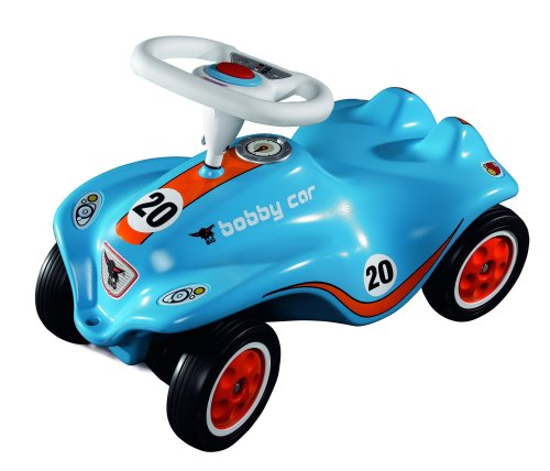 BIG Bobby-Car Racing No1, blau