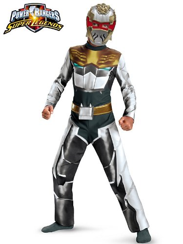 Disguise Power Rangers Megaforce Robo Knight Boy's Classic Costume