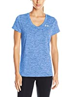 Under Armour Camiseta Manga Corta Tech Ssv (Azul Claro)