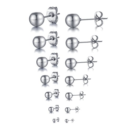 colov-stainless-steel-stud-earrings-mens-womens-unisex-ball-jewelry-6-pairs-2-8mm-color-silver